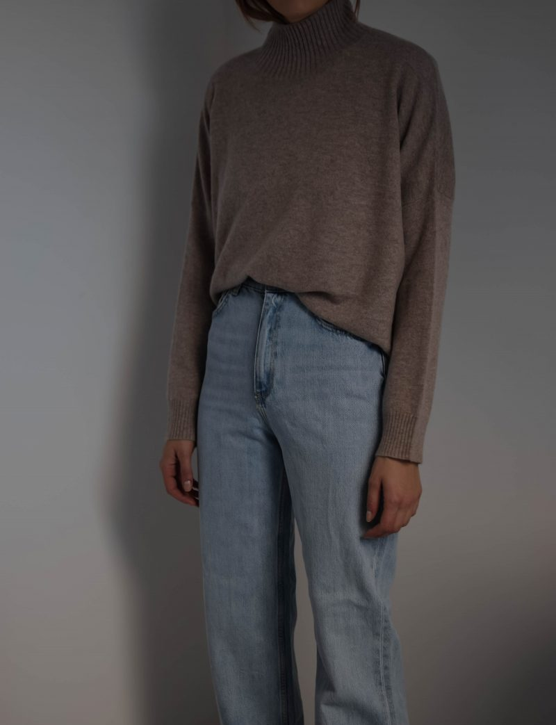 100 % cashmere turtleneck jumper, french connection jumper