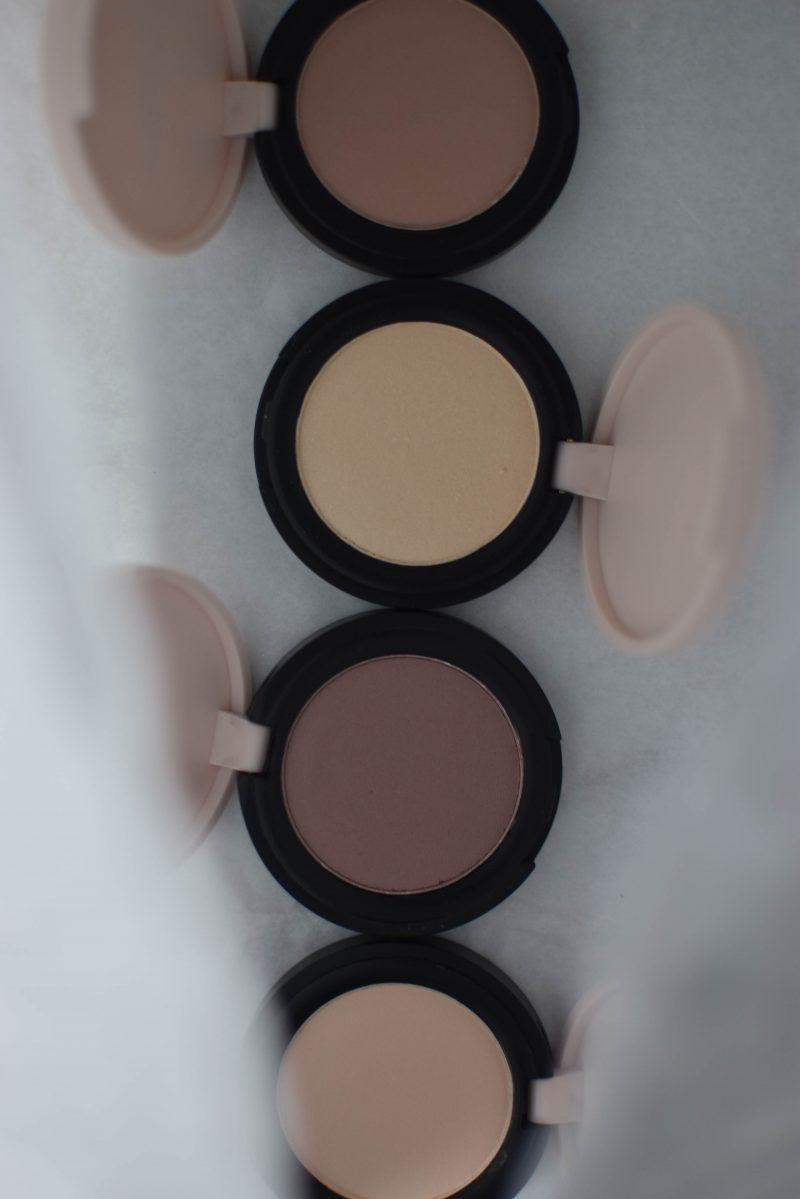 estelle & thild eyeshadow, natural makeup eyeshadow palette, organic makeup