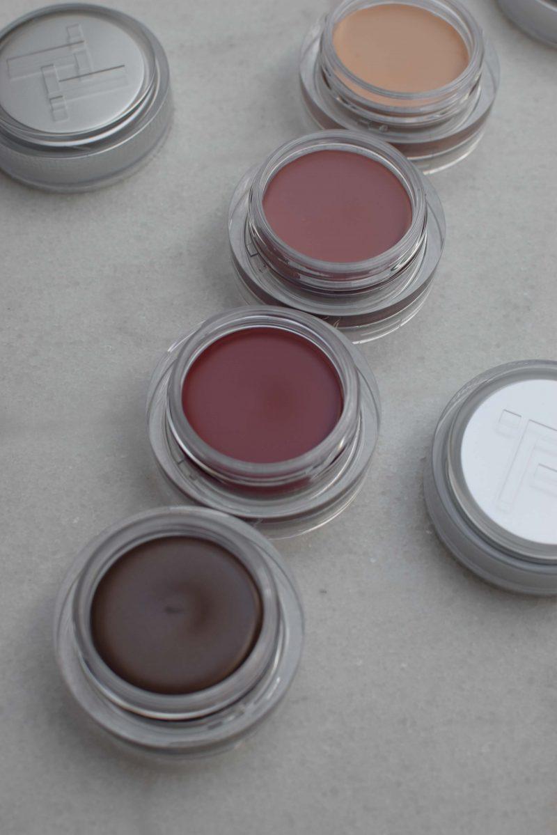 cream makeup, eye2eye, cream eyeshadow, cream blush, just a touch concealer, freddie lip2 cheek blush, katrin cream blush